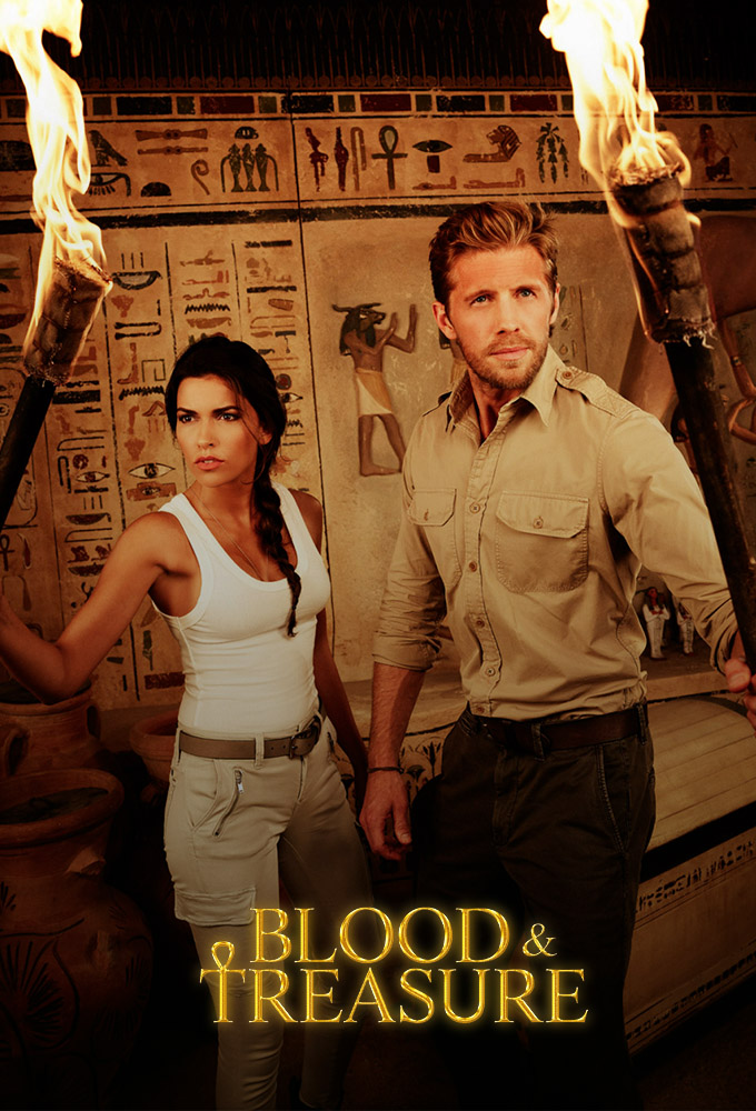 "Digging in the Wrong Place: ""Blood and Treasure"" S01, E03 & E04"