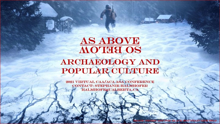 Canadian Archaeological Association Virtual Conference 2021 – A Call forPapers