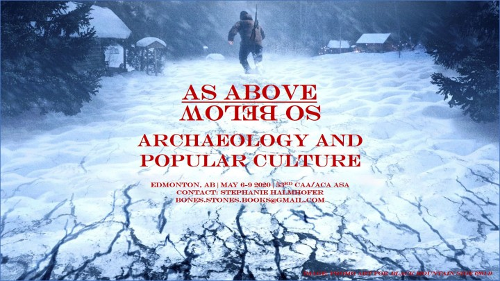 Canadian Archaeological Association 53rd Annual Conference, 2020 – A Call for Papers